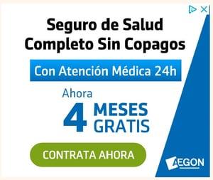 Publicidad Aegon Seguros de Salud