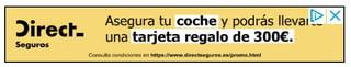 Publicidad Direct Seguros Coche