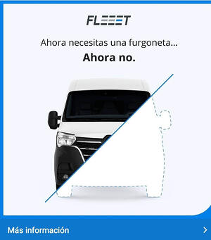 Publicidad Fleeet-Renting Furgonetas