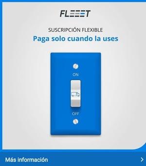 Publicidad Fleeet-Renting Suscripcion