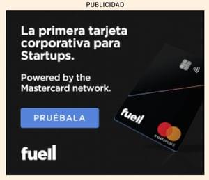 Publicidad Fuell-Tarjeta Empresa