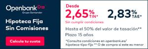 Publicidad Openbank-Hipoteca