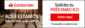 Publicidad Santander-PrestamosICO