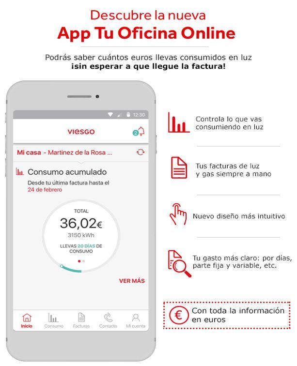 Big data marketing-App de Viesgo