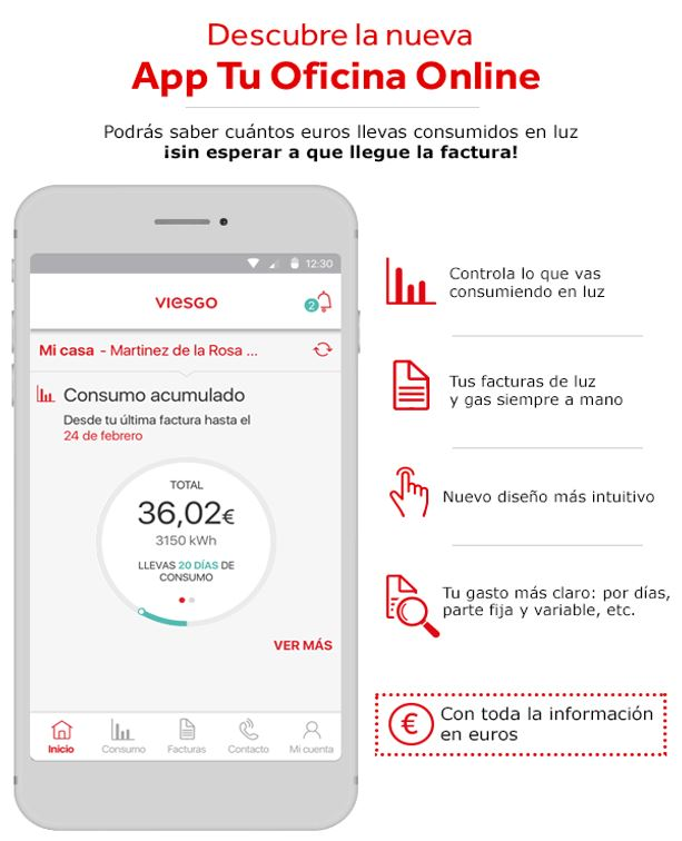 Big data marketing-App de Viesgo