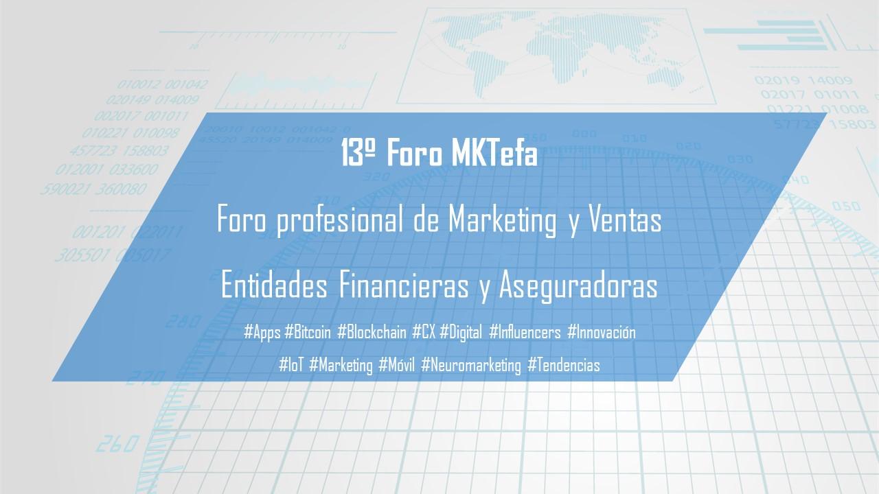 Foro MKTefa 2018