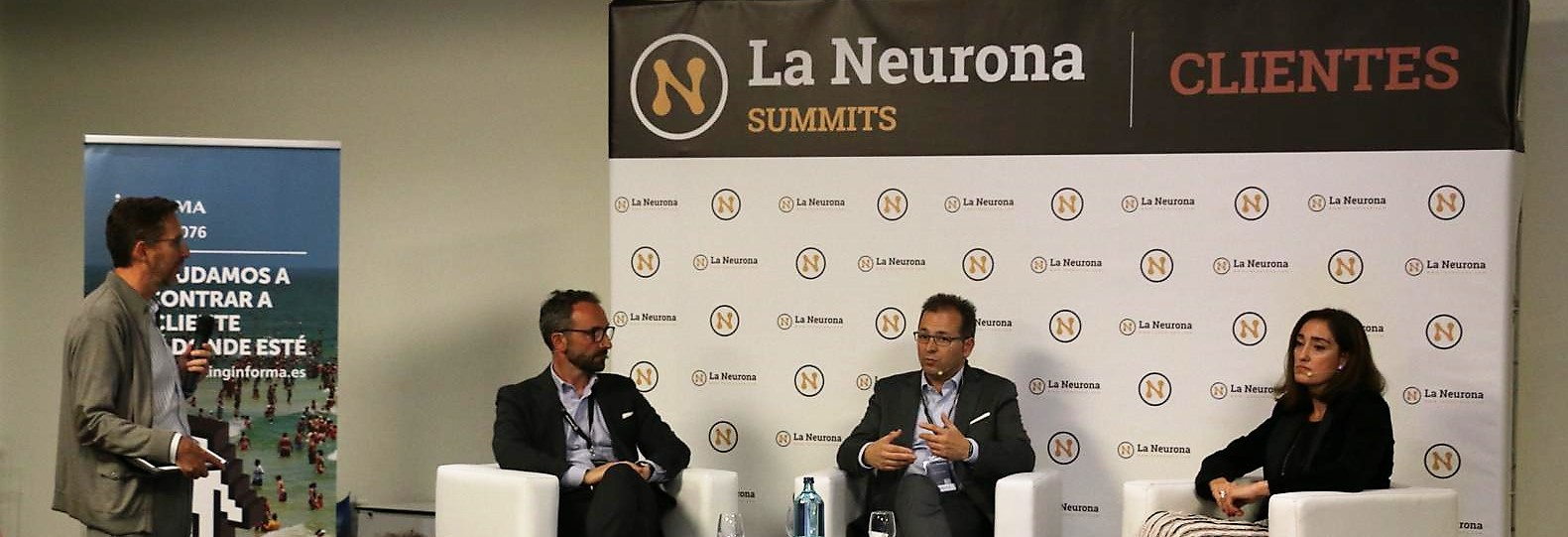 La Neurona Summit Clientes Barcelona - Mesa sobre Social Selling