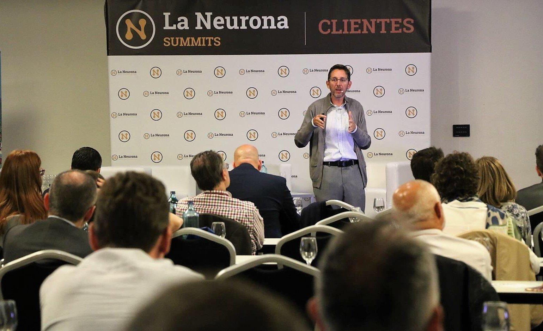 La Neurona Summit Clientes Barcelona - Ponencia sobre Marketing en un mundo de Clientes Inteligentes
