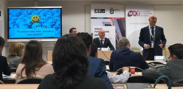 Óscar Herencia, Director General de España & Portugal de MetLife en MKTefa
