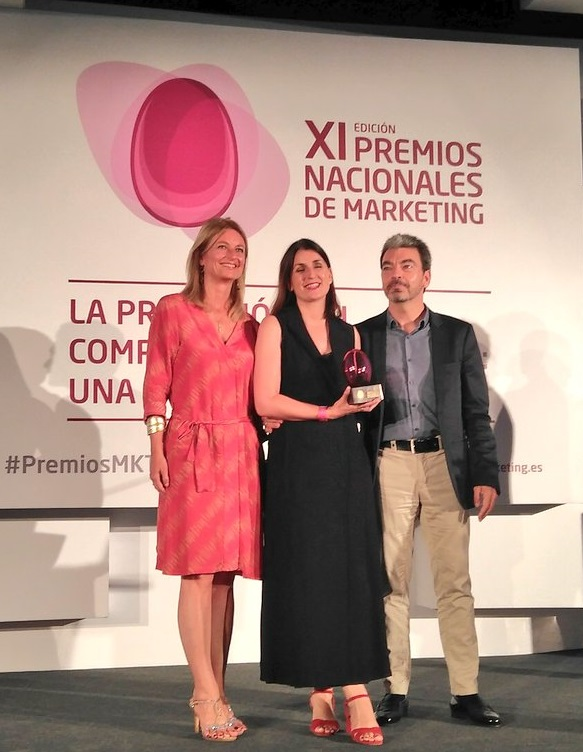 Premio Nacional de Marketing 2019 para BBVA