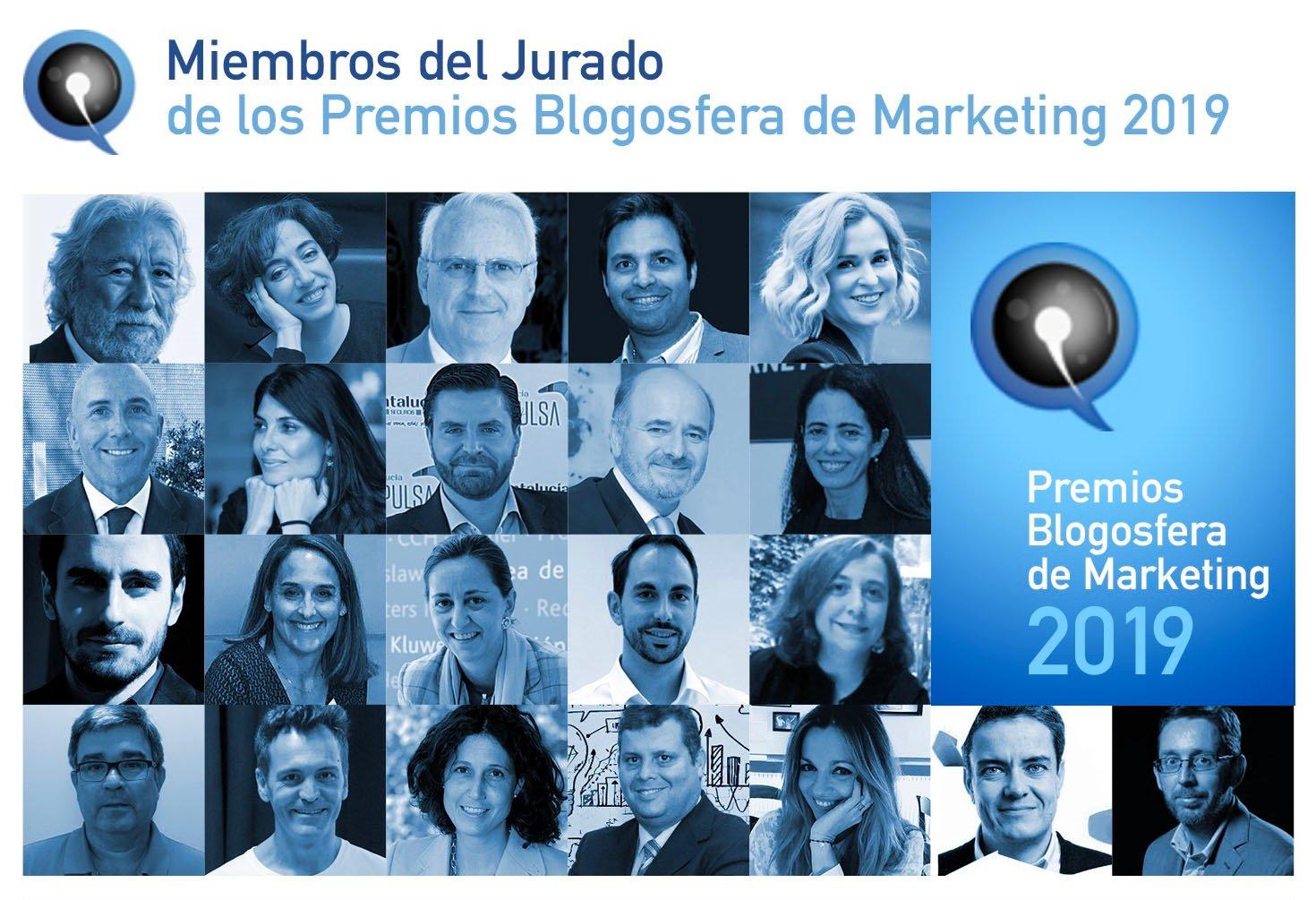 Premios Blogosfera de Marketing 2019-Fotos Jurado