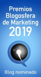 Premios Blogosfera de Marketing 2019-Nominado