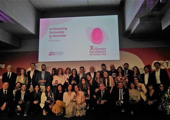 Premios Nacionales de Marketing-Ganadores