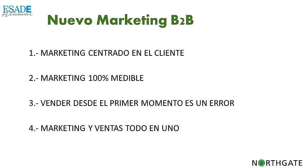 Nuevo Marketing B2B