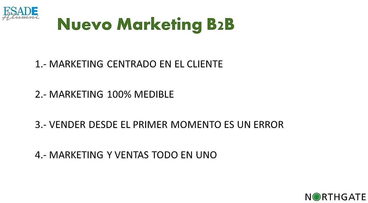 Nuevo Marketing B2B