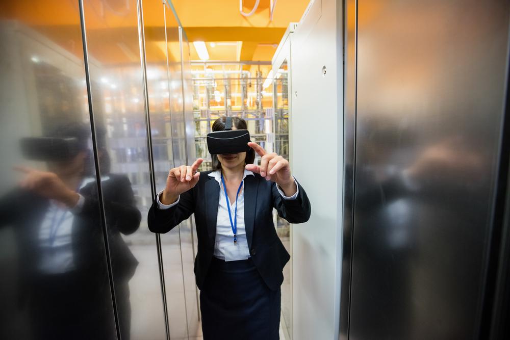 Realidad virtual como ejemplo de innovación