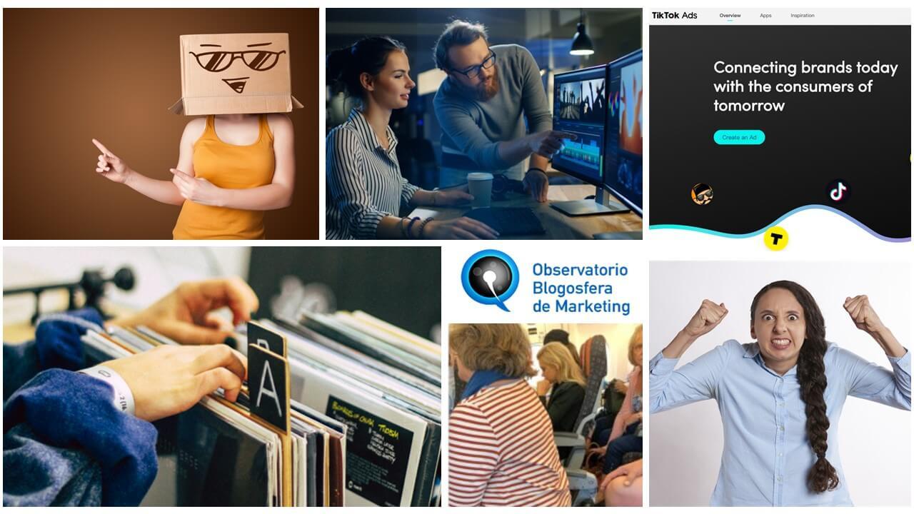 Top 10 posts de marketing - Enero 2020