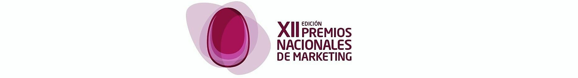 XII Premios Nacionales de Marketing-Logo