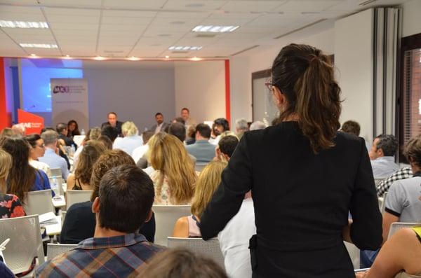 Publico Jornada de Marketing con Influencers