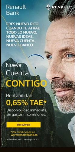 Renault bank publicidad medios digital